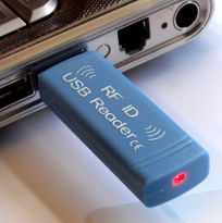 RFID 125kHz USB Pen Reader