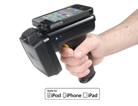 Tsl 1128 Bluetooth Handheld Uhf Rfid